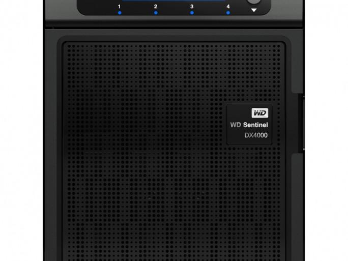 Western Digital Sentinel DX4000 NAS - BIG