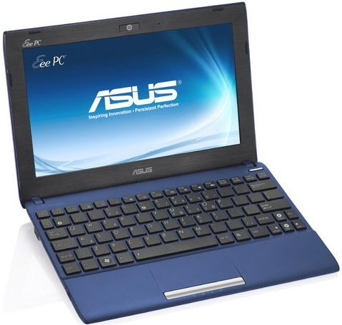 Asus EeePC 1025C Flare Series netbook