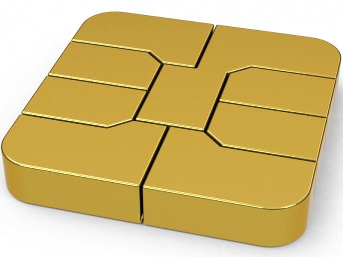 puce carte SIM smartphone