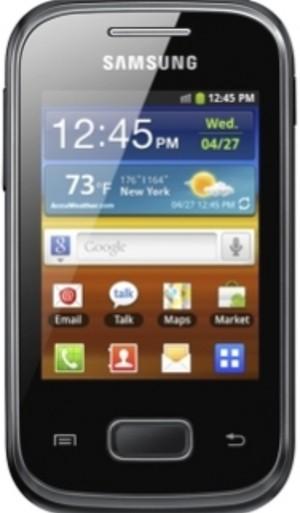 Samsung Galaxy Pocket smartphone
