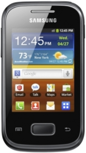 Samsung Galaxy Pocket smartphone