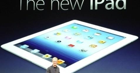 le nouvel iPad Apple © Gdgt.com