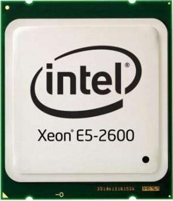 Intel Xeon E5-2600 processeur