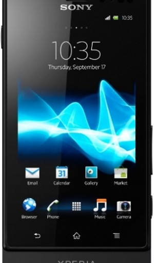 Sony Xperia Sola smartphone