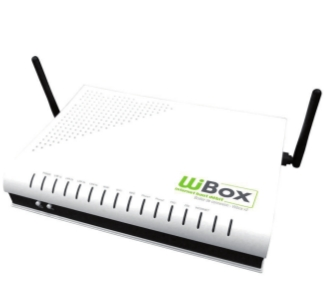 Wibox Révélation fibre ADSL