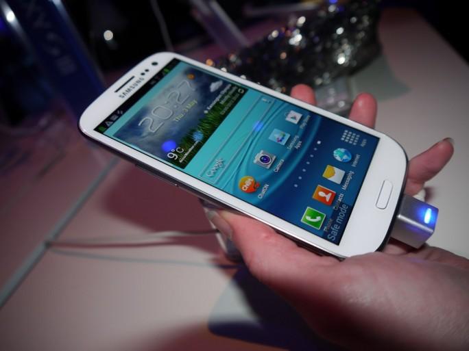 Samsung Galaxy SIII image Gizmodo