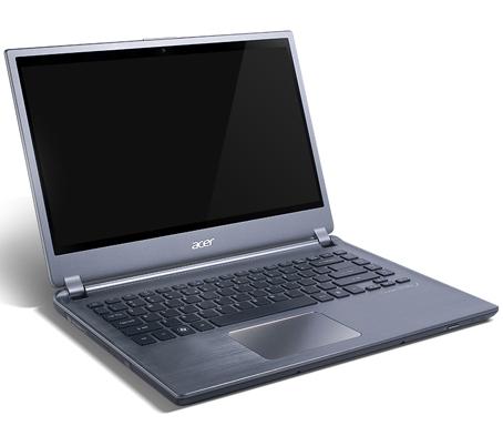 Acer Aspire Timeline M5 ultrabook