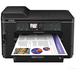 Epson WorkForce WF-7525 imprimante multifonction