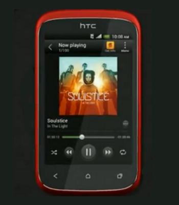 HTC Desire C smartphone