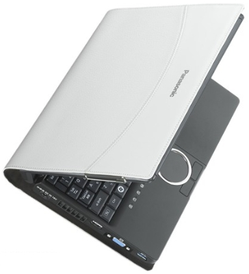 Panasonic J10 netbook
