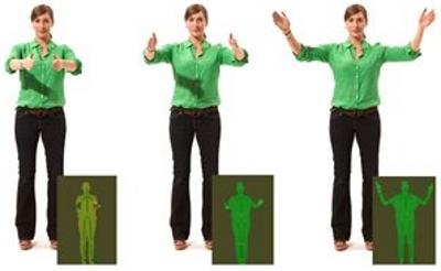 Microsoft SDK Kinect 1.5