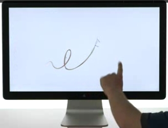 Leap motion Kinect