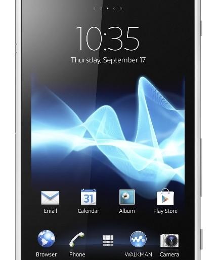 Sony Xperia Acro smartphone