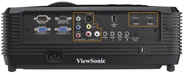 ViewSonic Pro8300 vidéoprojecteur