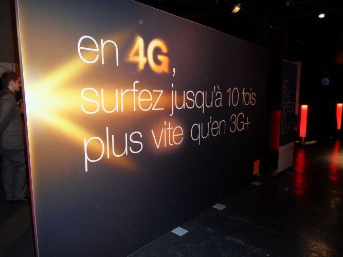 4G - Orange - LTE - marseille
