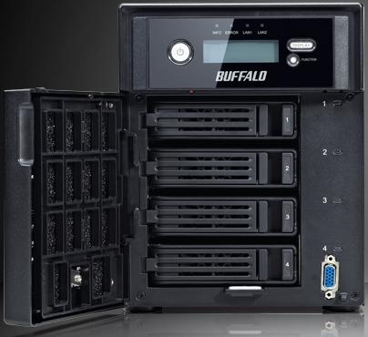 NAS Buffalo TeraStation 5400