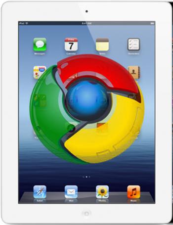 Google Chrome débarque sur iOS