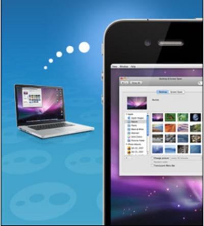 LogMeIn iPhone iPad iOS