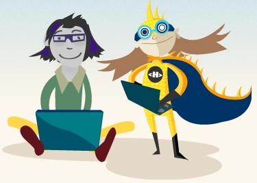Mozilla Thimble HTML
