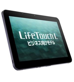 LifeTouche L - tablette NEC