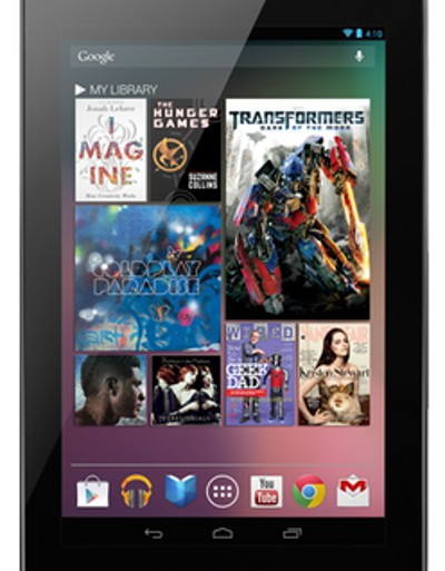 Tablette Google Nexus 7