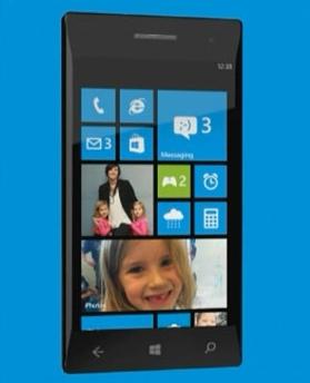 Windows Phone 8 Microsoft smartphone