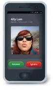 Firefox OS incoming call