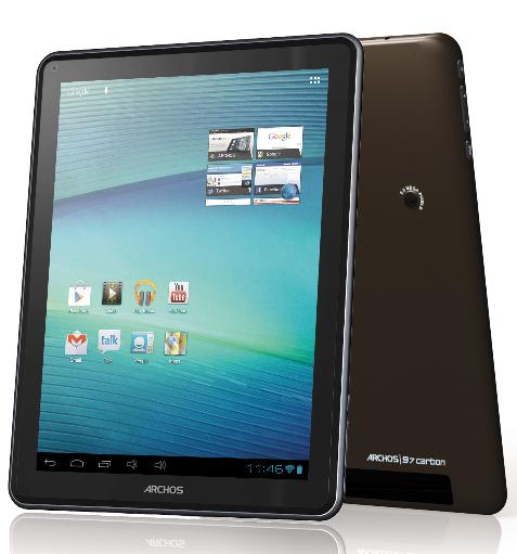 Archos 97 carbon tablette Android