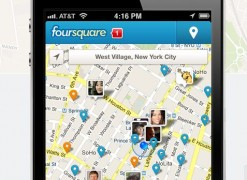 Promoted Updates : Foursquare affine le marketing géolocalisé