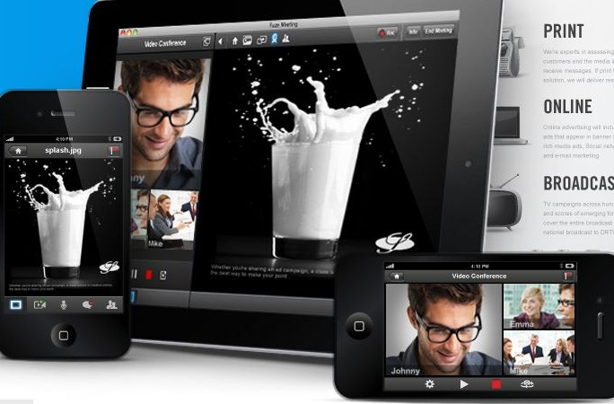fuzebox - video-conference - HD - iphone