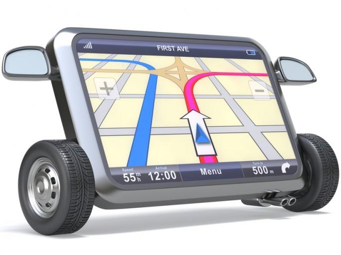 TomTom GPS voiture PSA Peugeot Citroën
