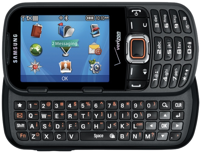 Samsung Intensity 3 téléphone mobile