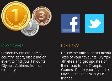 réseau social Olympic Athletes' Hub