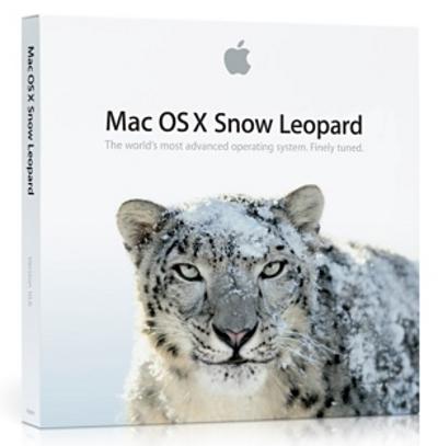 Mac OS X Snow Leopard Apple