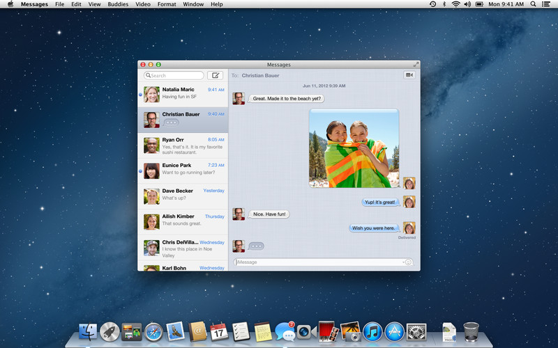 Apple livraison de mac os x mountain lion for Innenarchitektur mac os x