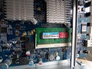 Synology DS712+ : barrette de RAM