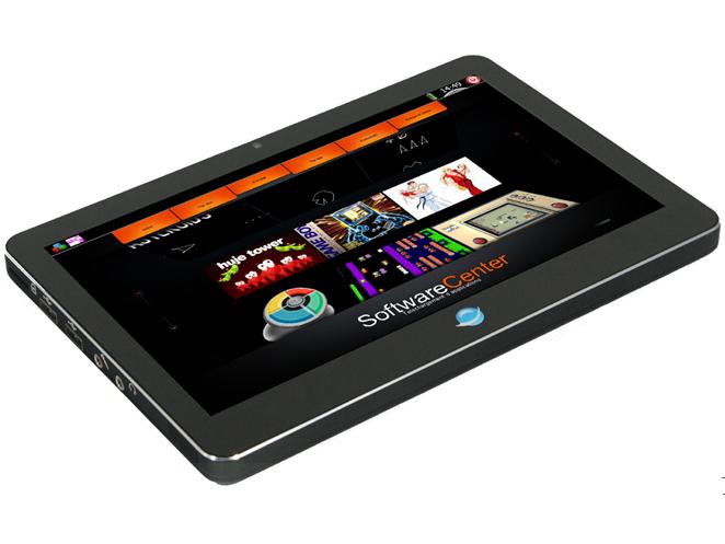 eviGroup SmartPaddle Pro tablette Windows 8