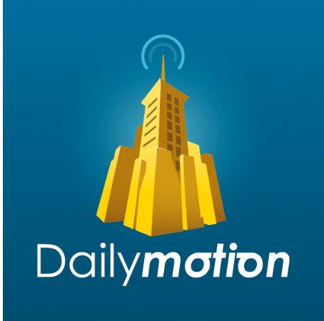 dailymotion - logo -OK - partage vidéos