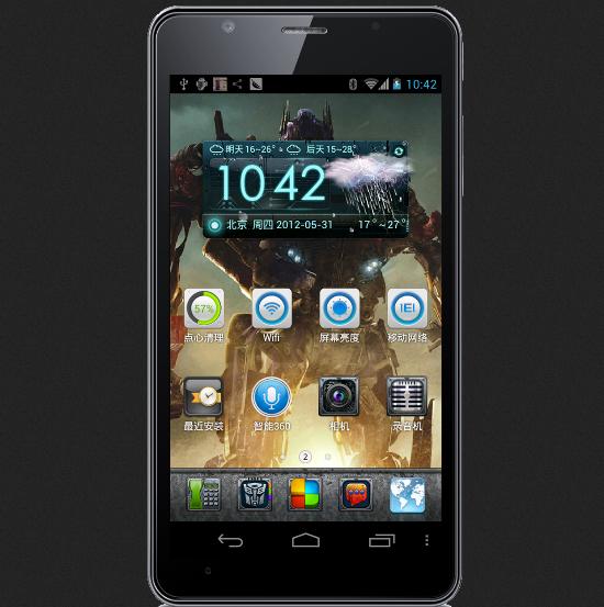 smartphone Haier Pad 511