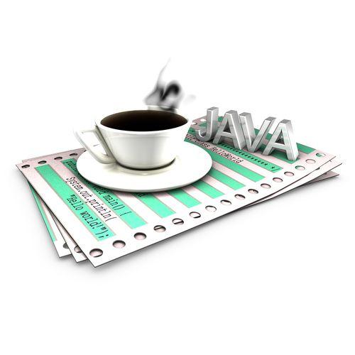 java-oracle-web-HTML