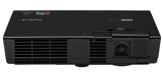NEC LW51 vidéoprojecteur 3D
