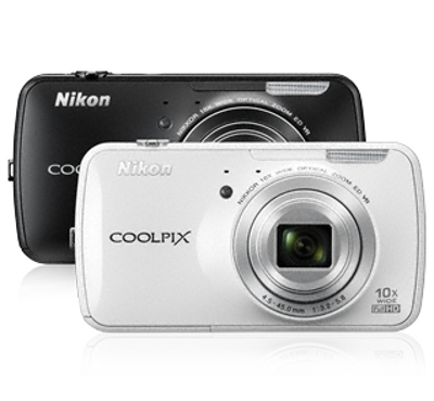 Nikon Coolpix S800C appareil photo Android