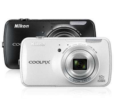 Nikon Coolpix S800C appareil photo Android