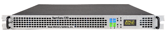 RamSan-720 stockage flash rack TMS