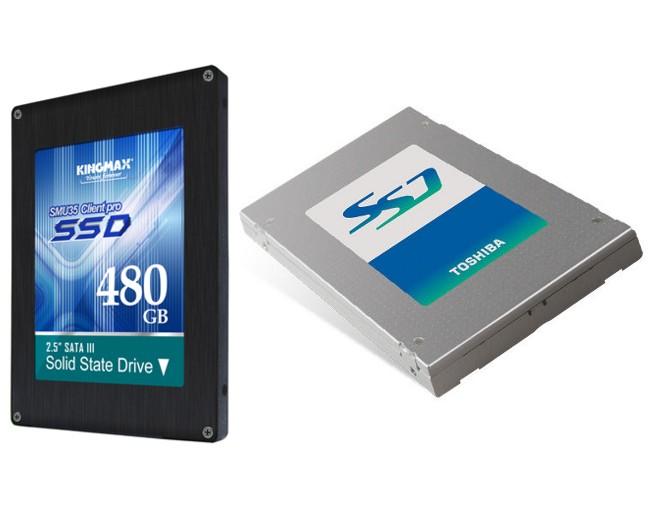 KingMax Toshiba SSD professionnels