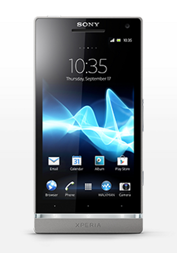 Sony Xperia SL smartphone