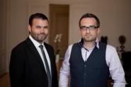 Vincent Ducrey et Emmanuel Vivier