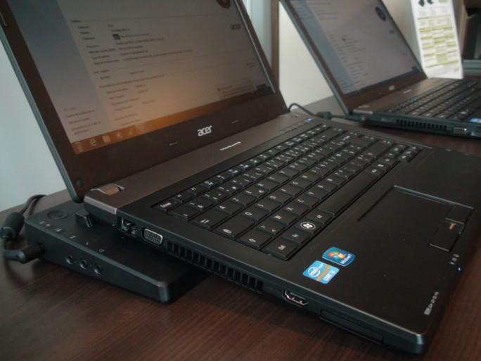 Acer présente sa gamme BtoB 2012