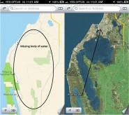 Apple Maps Etats-Unis