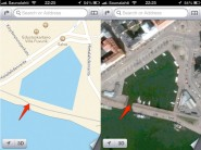 Apple Maps Suède